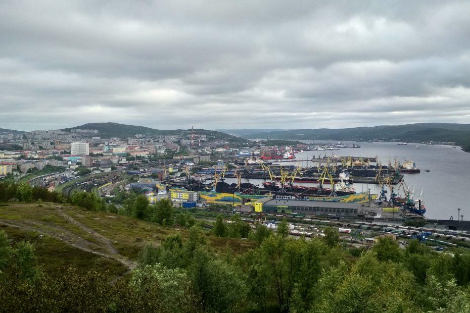 murmańsk panorama