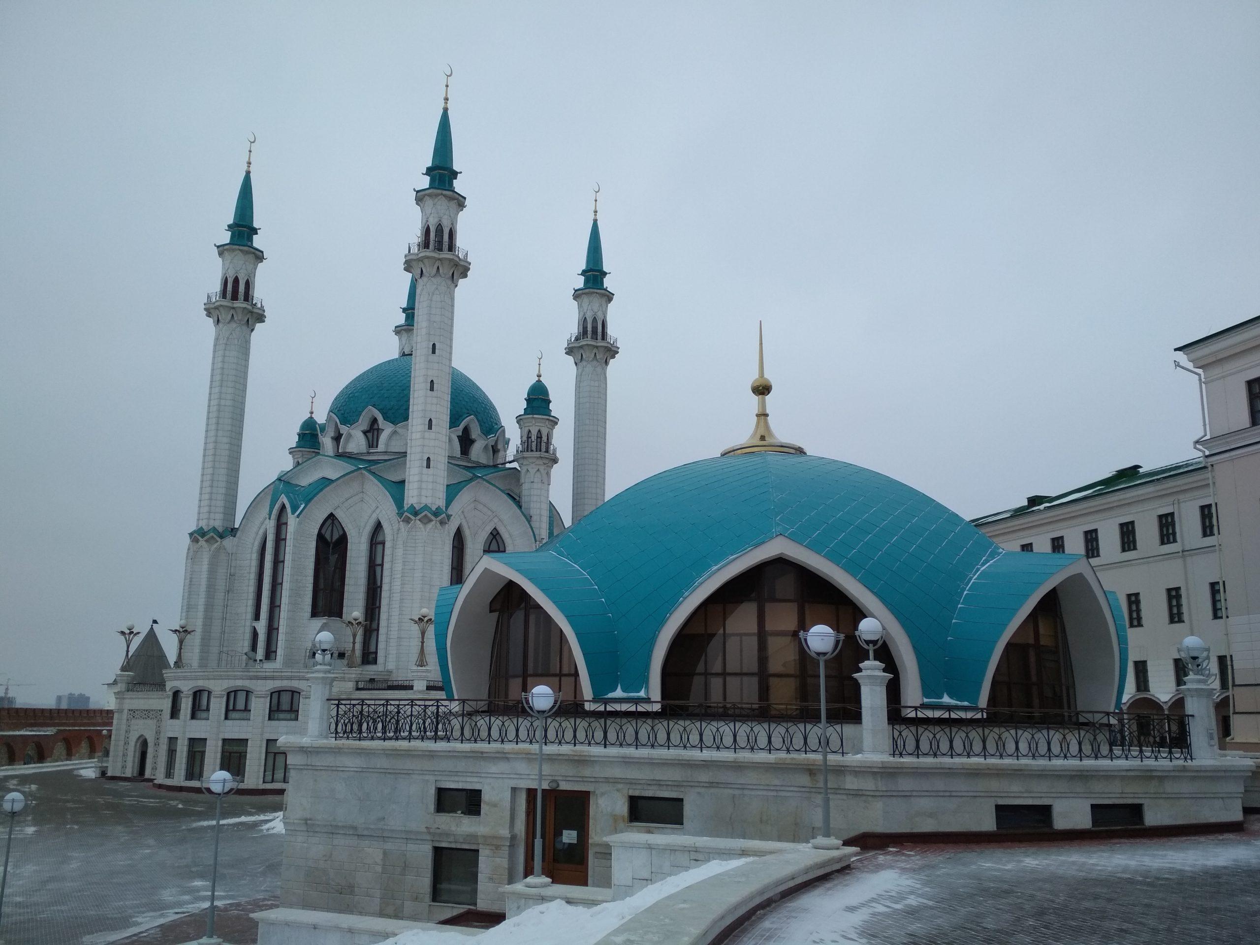 meczet kul szarifa kazań